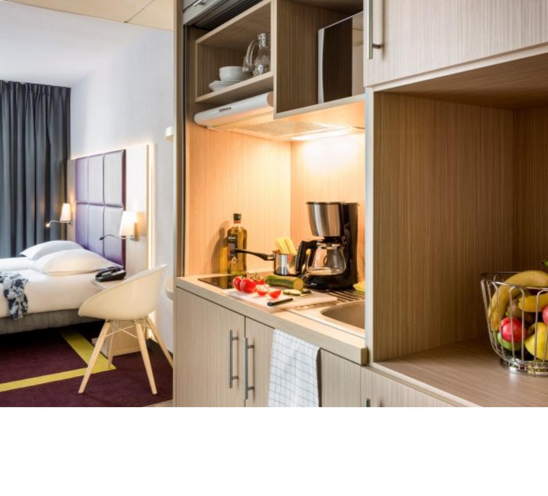Aparthotels® Adagio in Malakoff