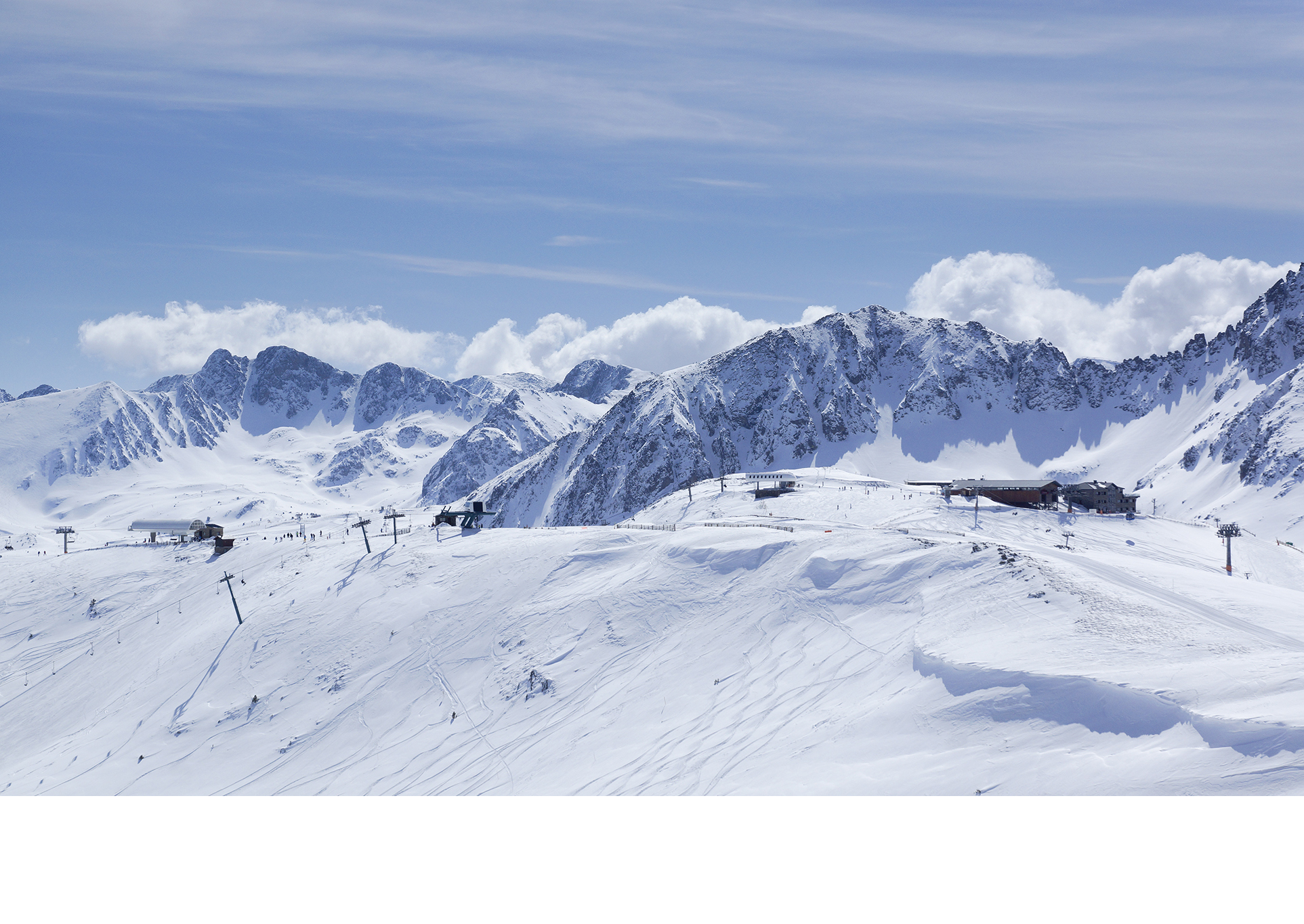 Skigebiet Grandvalira