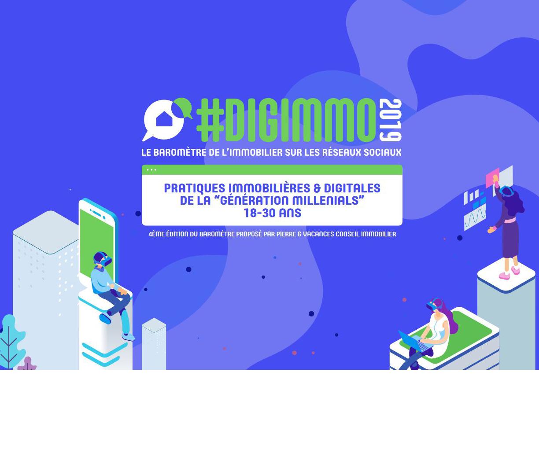 Baromètre #Digimmo 2019