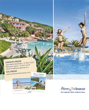 Pierre & Vacances - zomer 2013
