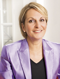 Françoise Gri, Generaldirektorin, PVCP