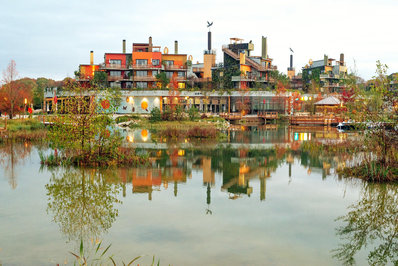 巴黎自然村庄