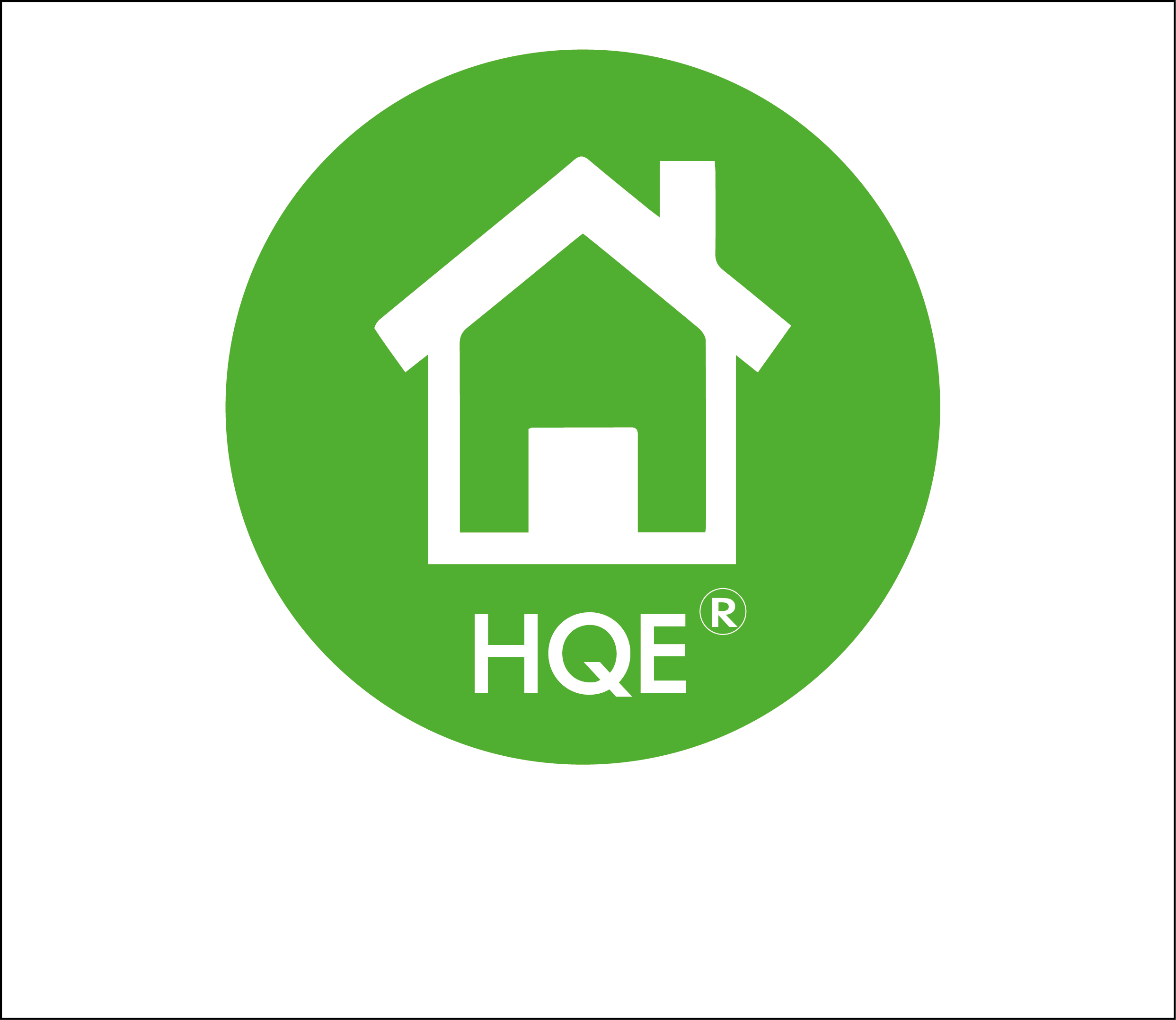 获得法国HQE绿色建筑标准认证的度假别墅