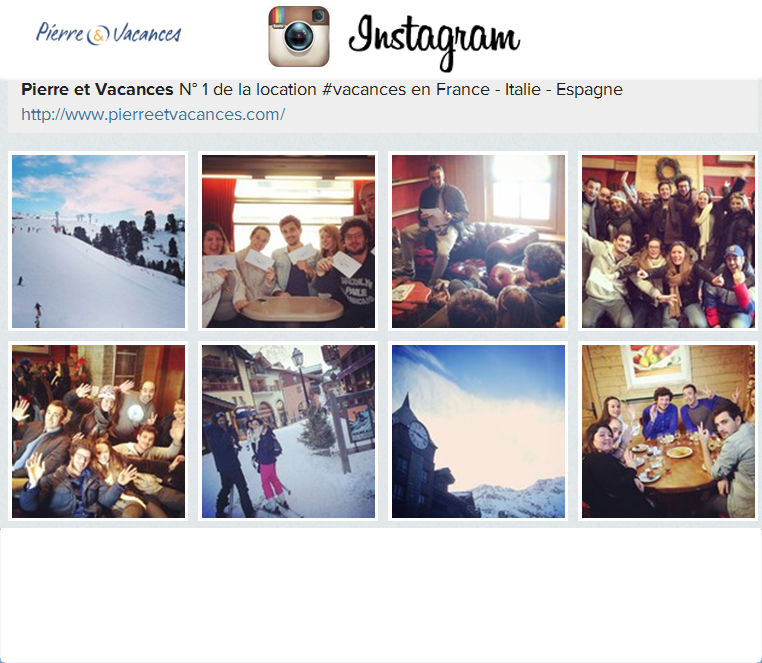 Pierre & Vacances on Instagram