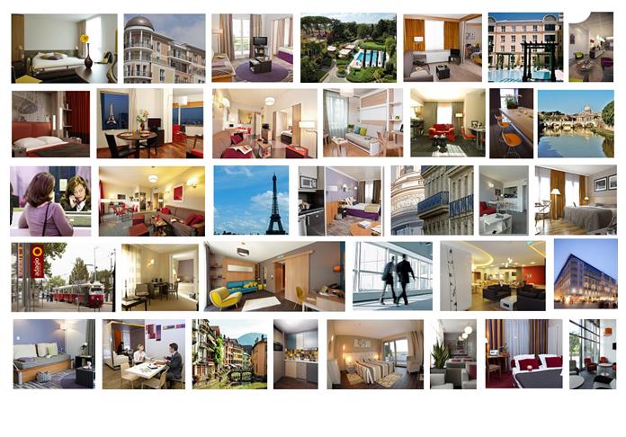 Aparthotels Adagio™