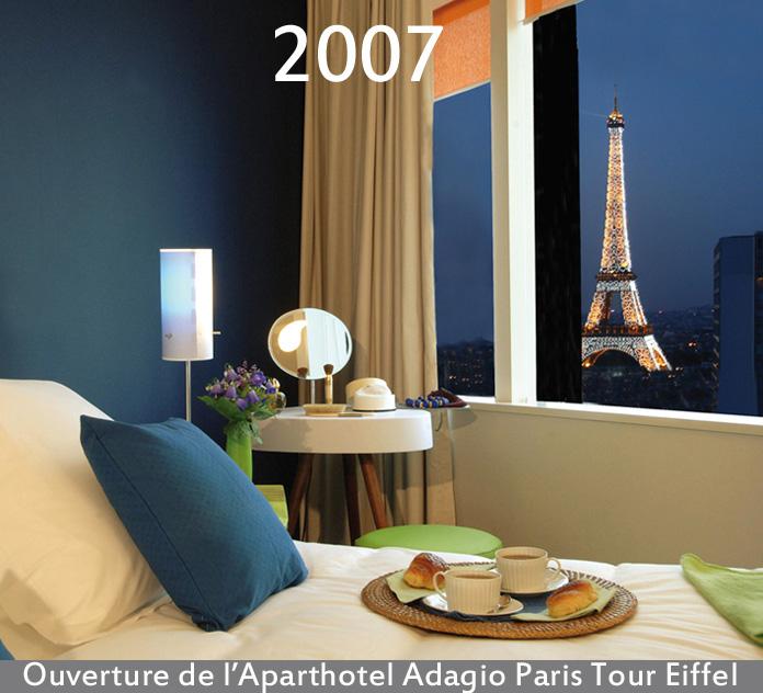 Aparthotel Adagio Paris