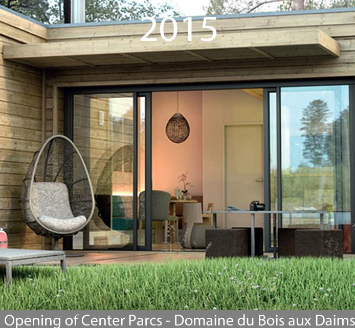 Domaine du Bois aux Daims # Plan Domaine Bois Aux Daims