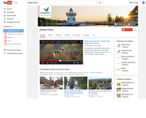 Center Parcs auf YouTube