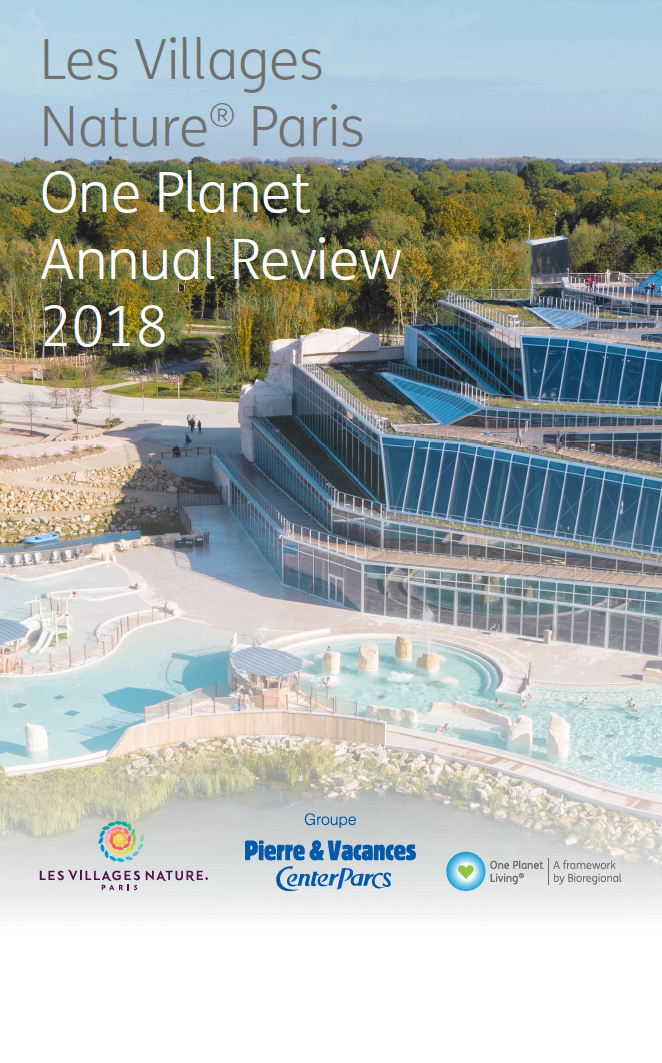 Annual review Bioregional 2018