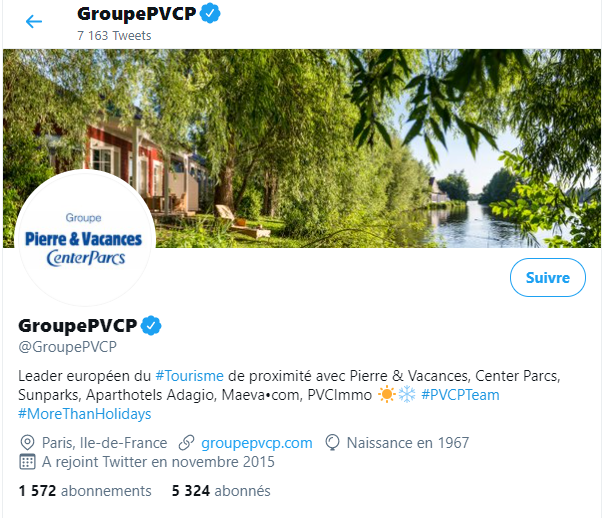 Twitter @GroupePVCP