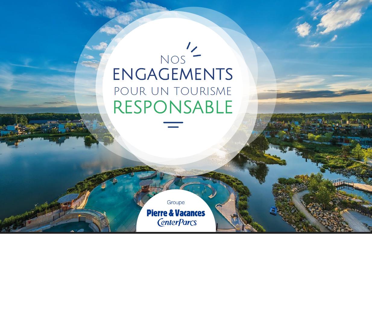 Engagements pour un tourisme responsable