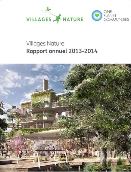 Rapport annuel 2013-2014 Bioregional
