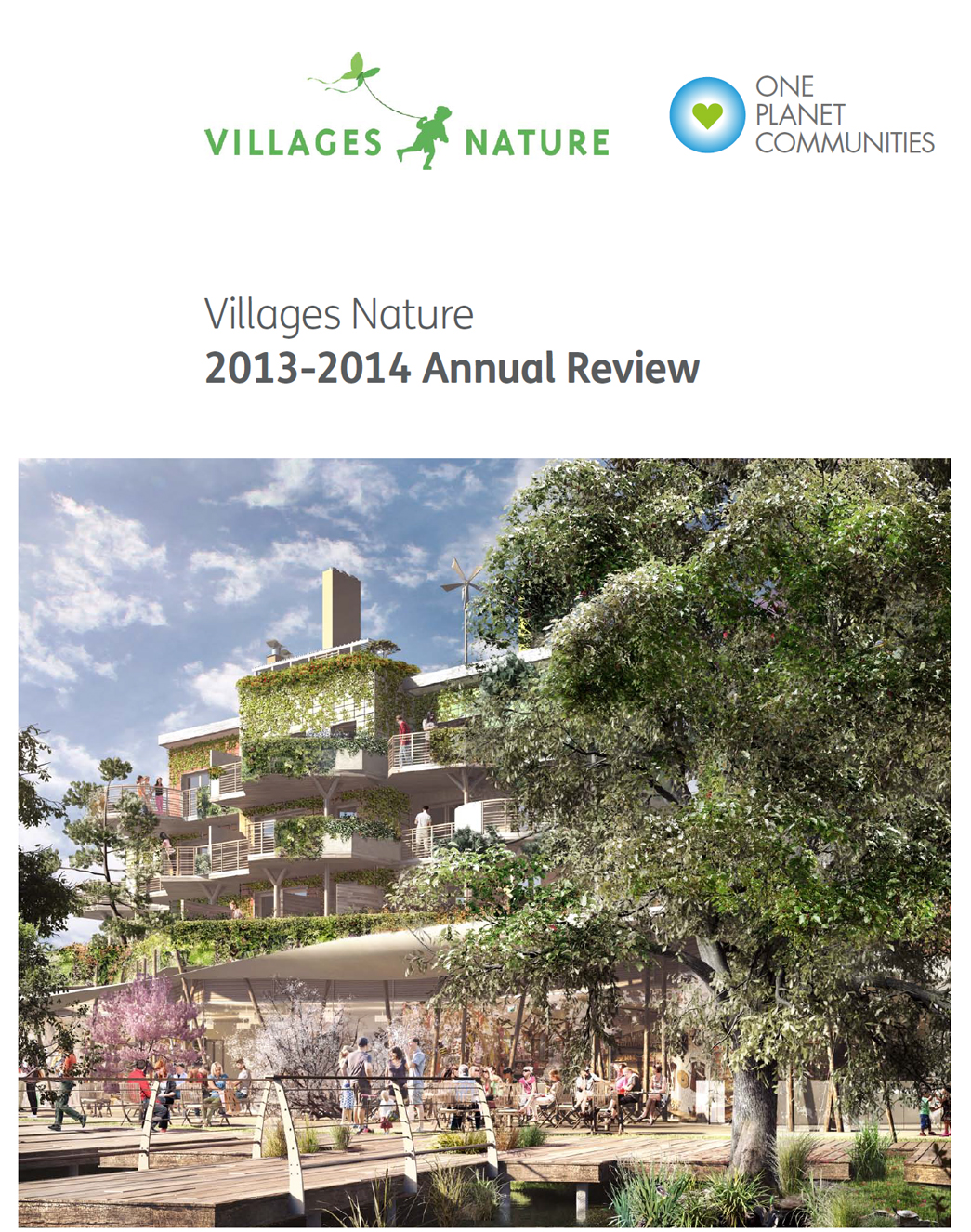 Annual review  Bioregional 2013-2014